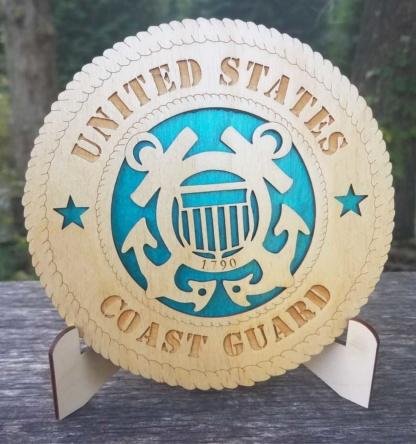 Small Coast Guard Tribute
