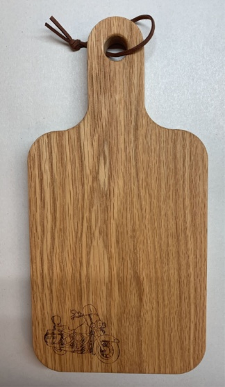 Heritage Softail Cutting Board