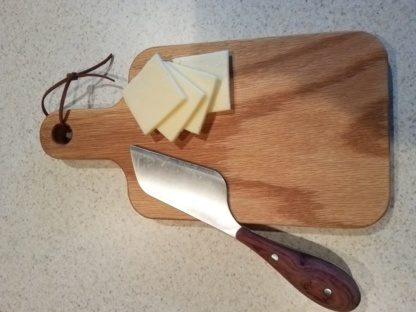 Knife and Cheese